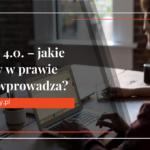 Tarcza 4.0. zmiany wprawie pracy | Prawnik Prawo Pracy Łódź